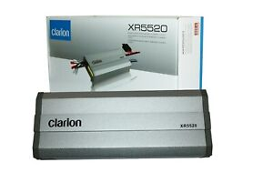 Clarion XR5520 Class D 800W RMS 5-Channel Motorcycle Amp Car Audio Amplifier