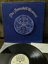The Tannahill Weavers (self titled) Lp SIF3101 Vinyl 1982 US EX