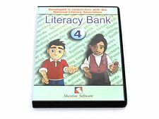 Sherston software literacy bank 4 - used