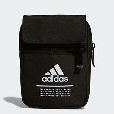 Adidas Classic Organizer Bags Messenger Shoulder Cross Bag Black FM6874