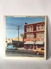 Billy Joel Streetlife Serenade LP 1974 Columbia Vinyl Record