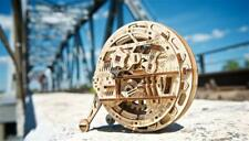 Ugears Monowheel Mechanical Wooden Model KIT 3D puzzle for Self Assembling, DIY
