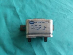 Jaguar XJ6 XJ12 74-87 XJS 76-91 Hella headlight dip relay C38616 Tested Warranty