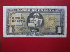 BILLETE DE 1 PESETA 1940 LA CARABELA S/C