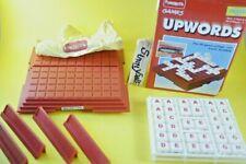 TRAVEL UpWords Board Game 1997 Scrabble 3D Word Stack MB Milton Bradley 2007
