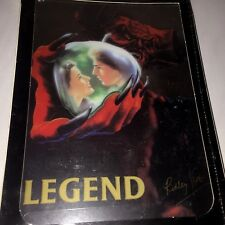 Legend Ultimate Edition Ridley Scott Tom Cruise Mia Sara Tim Curry Long Box HTF