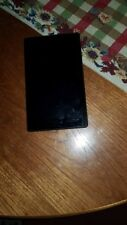 Amazon Fire Tablet 7 8GB, Wi-Fi, 7in - Black. Used once, in excellent condition.