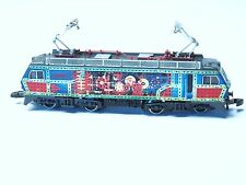 88472 Marklin Z-scale Swiss Electric Locomotive Southeast Railroad SOB class 446