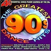 Greatest 90s Dance Hits, Various, Very Good