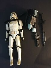 Loose Star Wars Black Series 6 inch: Desert Sand Trooper