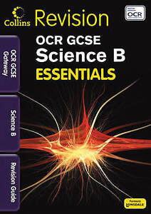 OCR Gateway Science B: Revision Guide by Sam Holyman, Claire Hutchinson,...