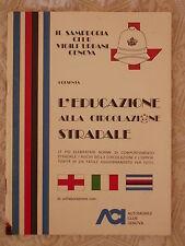 UC. SAMPDORIA CALCIO ULTRAS CLUB VIGILI URBANI GENOVA- MANUALE ANNI '80