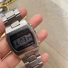 Vintage Seiko Digital Quartz Watch 604881