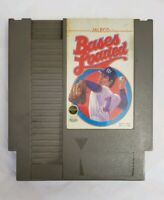 BASES LOADED NES NINTENDO VIDEO GAME