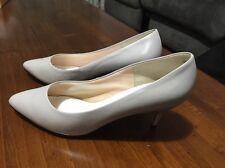 Women's Sandler 'Skye' Leather Shoe, Cloud, Size 9.5b