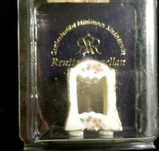 1:12 Dollhouse Miniature ~Lovely Reutter Porzellan Vanity Mirror! New in package