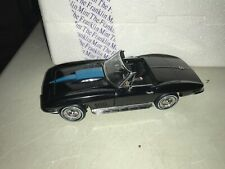 New ListingFranklin Mint 1/24 Scale 1967 Chevrolet Corvette