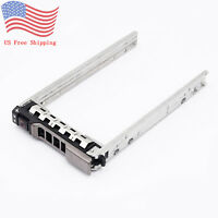 "G176J 2.5"" SAS/SATA HDD Hard Drive Tray  Caddy for DELL R610 R710 R410 R510 T710"