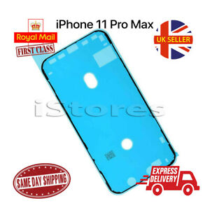 iPhone 11 Pro Max LCD Screen Frame Adhesive Waterproof Seal Sticker Replacement