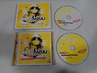 CLUB AZULI FUTURE SOUND OF THE DANCE UNDERGROUND - 2 X CD 2006 MINT!!!