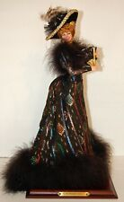 "CLEO DE MERODE DOLL BY SIGLO XIX 18"" FRENCH DOLL CLEO MERODE DOLL ECLECTIC COOL"