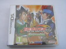 jeu nintendo DS beyblade metal masters nightmarerex