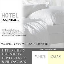 Wholesale Joblot - Flat Sheet / Sheets & Pillow Cases (20 Pcs)