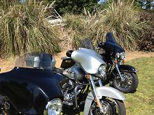 "Harley 10"" Windshield Light Tint – / Street Glide / Tri-Glide / 1996 - 2013"