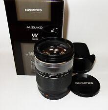 Olympus m. Zuiko af 14-150mm f/4, 0-5,6 II ed + impecable + embalaje original