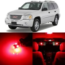 14 x Ultra RED Interior LED Lights Package For 2002 - 2009 GMC Envoy +TOOL