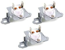 DC96-00887A Thermal Fuse WP35001193 Fits Whirlpool Samsung 3 Pack