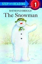 The Snowman by Raymond Briggs (1999, Paperback)