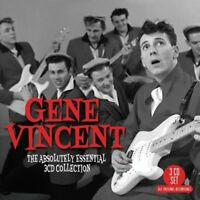 Gene Vincent - The Absolutely Essential 3CD Collection