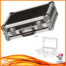 Flight Case per mixer dj in alluminio custodia rigida valigetta per trasporto