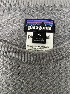 Patagonia merino wool base layer top - Women's XL