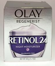 Olay Regenerist Retinol 24 Night Face Moisturizer fragrance- free - 1.7oz