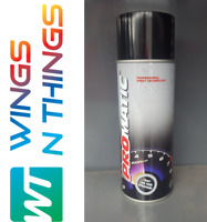 PROFESSIONAL AEROSOL SPRAY PAINT 400ml FOR KIA GALAXY BLACK Z1