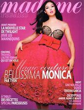*Mag 2009: MONICA BELLUCCI_RAPHAEL PERSONNAZ_NOOT SEEAR_EVA GREEN_K SCOTT-THOMAS