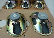 """NOS Goodmans Eliptical Loudspeaker 8"""" x 5"""" 15Ω Vintage Speakers"""