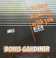 "Boris Gardiner I wanna wake up with you (1986) [Maxi 12""]"