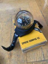 la spirotechnique Spheri Compas VZ Neuf Collector !