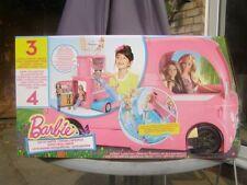 Camper Barbie Doll Vehicles (Mattel)
