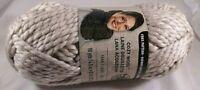 Loops and Threads Yarn Cozy Wool Mushroom Crochet knitting knit Super Bulky