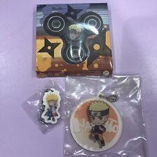 Naruto Shippuden Acrylic Keychain Lot Anime New