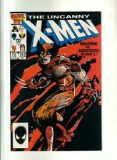 X-Men #212 - Wolvie vs Sabretooth;  Marvel 1986  VF+