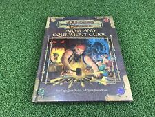 Dungeons and Dragons Arms and Equipment Guide 3.5 ed