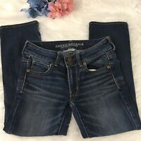 American Eagle Outfitters Super Stretch Denim Jeans Size 2   A86
