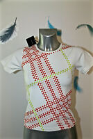 joli tee shirt stretch BURBERRY london taille XS  NEUF ÉTIQUETTE valeur 130€