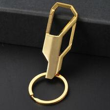 Fashion Men Creative Alloy Metal Keyfob Car Keychain Keyring Key Chain Ring Gift
