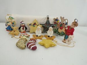 Christmas Ornament Lot